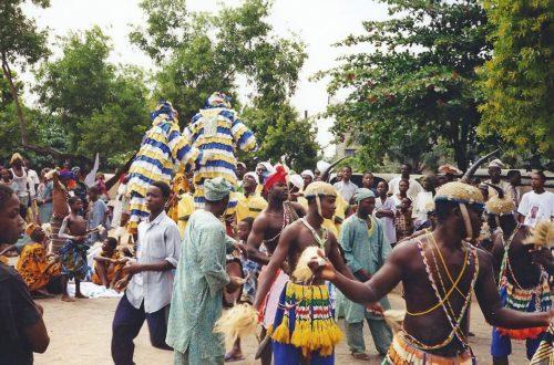 Article : Pour la fête nationale, Cotonou fait sa toilette !