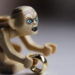 Gollum lego
