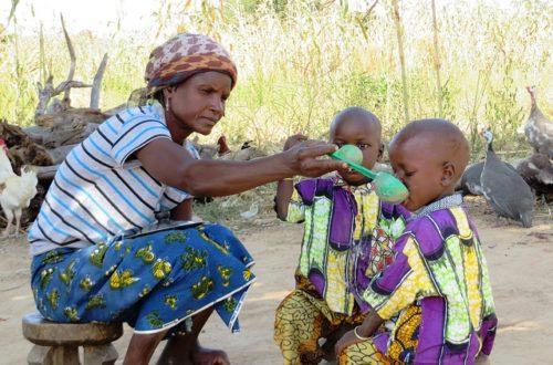 Article : Niger : les distributions de vivres pour faire face à la famine