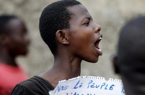 Article : « 3e  mandat », le tube en voie de détrôner We're Happy en Afrique