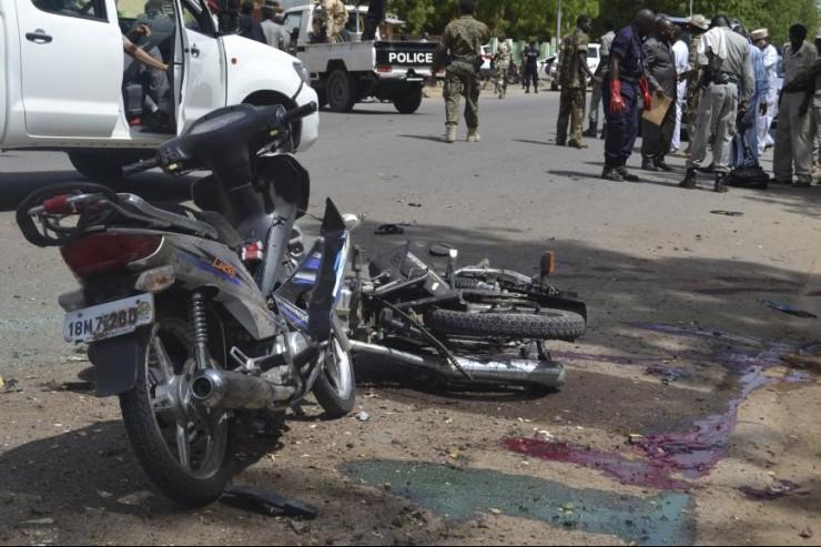 Attentat N'Djamena