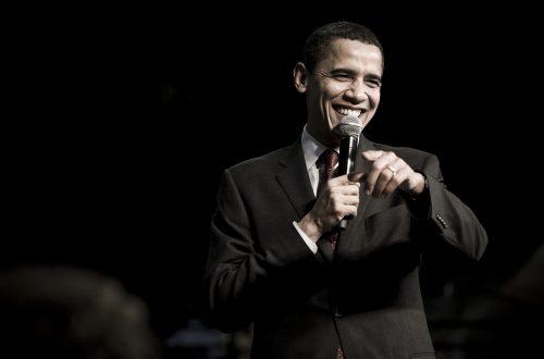 Article : Obama et les accros au pouvoir