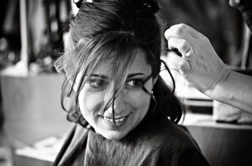 Article : Salon de coiffure pour dames à Tunis
