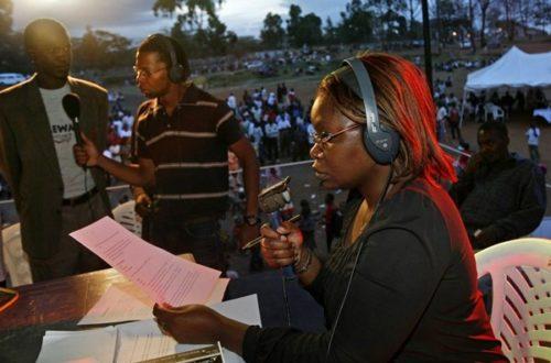 Article : Médias étrangers et informations sensibles en RDC