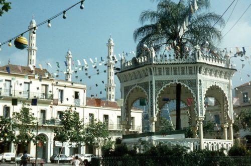 Article : Fin de ramadan à Blida