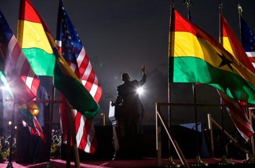 Article : Dernier voyage du président Obama en Afrique : côté pile et côté face