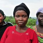 Femmes congolaises (Kivu)
