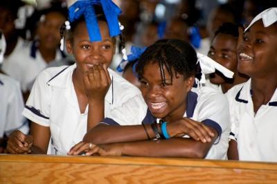 Etudiants Haïti