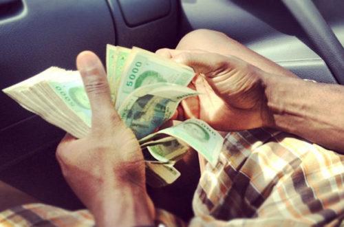 Article : Quand un Ivoirien te parle d'argent