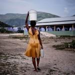 Femme Haïti