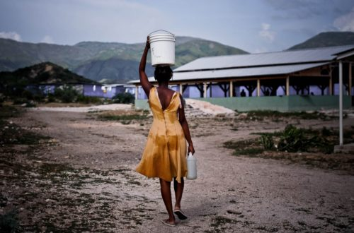 Article : Haiti.- Insulter les femmes est trop facile