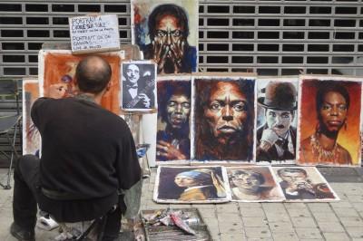 Peintre belge