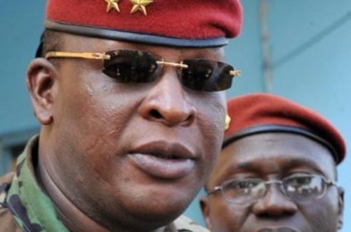 Article : Massacre du 28 septembre 2009 : Sékouba Konaté bientôt entendu