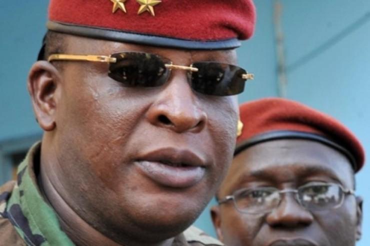 Le général guinéen Sékouba Konaté