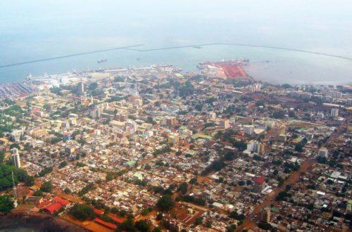 Article : Ces catastrophes qui ont ôté le cache-sexe de Conakry