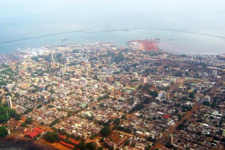 conakry inondations
