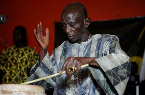 Article : Doudou Ndiaye Rose, l'homme aux baguettes magiques