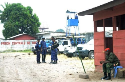 Article : RDC : la prison de Makala est un « mouroir », selon J.B. Ewanga