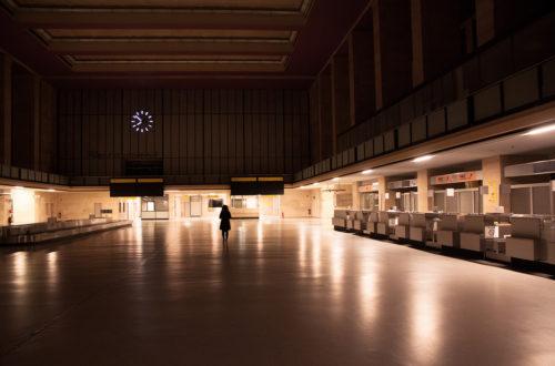 Article : Les fantômes volants de Tempelhof