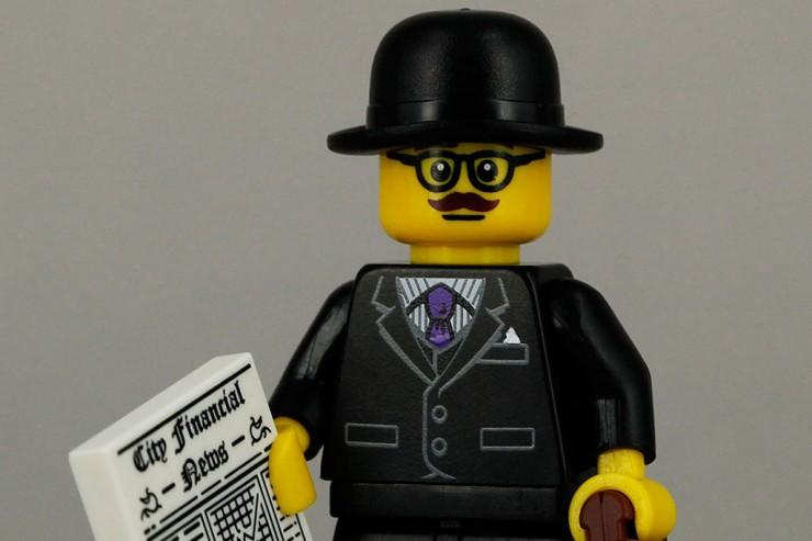 Lego administration