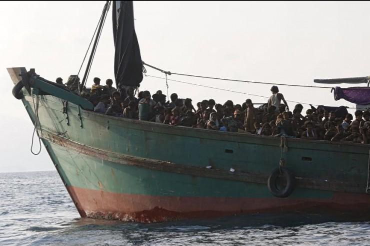 Bateau migrants