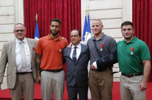 Article : Quand on sauve des vies en France, il y a deux cas