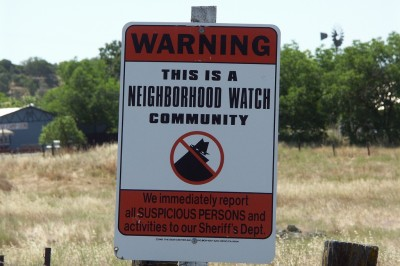 Surveillance quartier