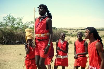 Guerriers Massaï
