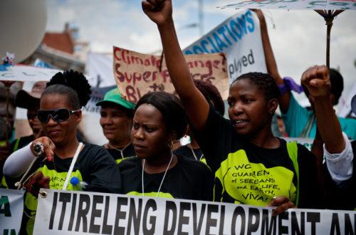 Article : Lutte contre le changement climatique: l'Afrique attend une juste rétribution