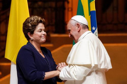 Article : Dilma Rousseff : « Bénissez-moi mon père,  j'ai péché, je suis une femme »