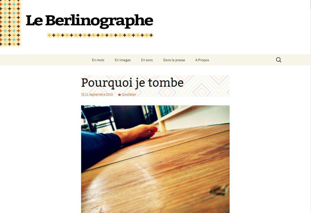 Berlinographe