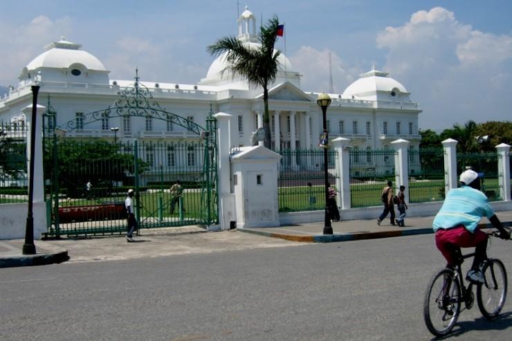 Palais présidentiel Haïti