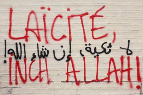 Article : La laïcité : le dernier espoir des Arabes ?