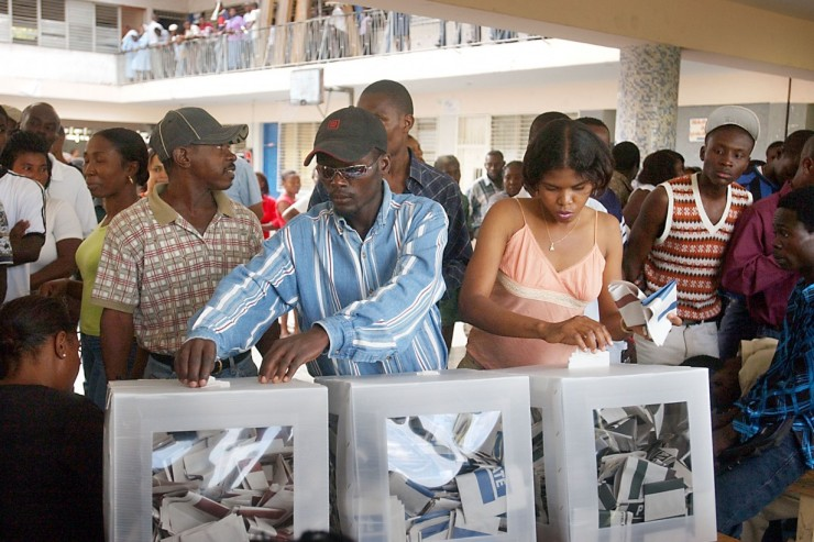 élections Haïti