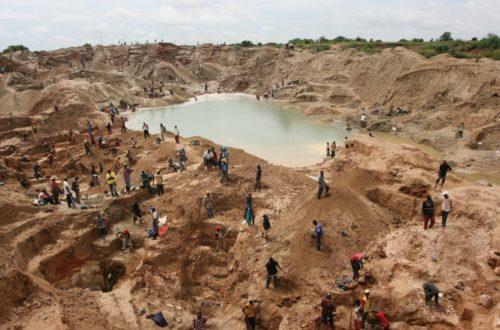 Article : RDC : l'exploitation des miniers artisanaux à Kasulo