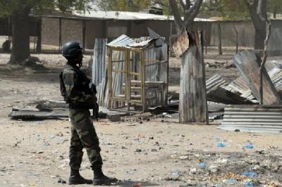 Cameroun securite