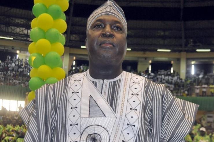 Zéphirin Diabré, candidat à la présidentielle au Burkina