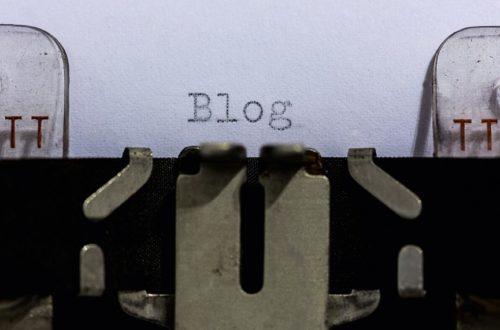 Article : C'est quoi au juste un blog ? La réponse en 25 tweets