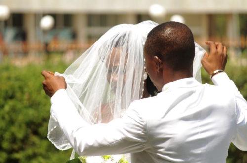 Article : Lettre d'un père à propos du mariage
