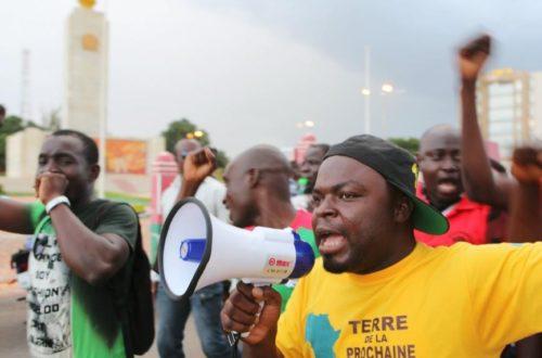 Article : Burkina Faso : le nouveau lexique spécial coup d'Etat