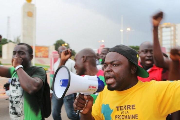 Coup d'Etat Burkina