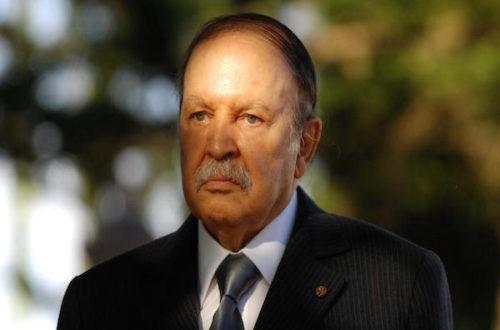 Article : Algérie : Le chef des services secrets mis à la retraite