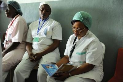 Hôpital régional d'Edéa, Cameroun