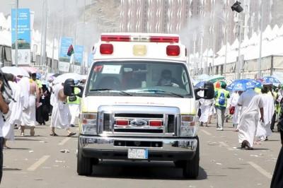 Accident La Mecque