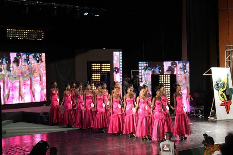 Miss Togo 2015
