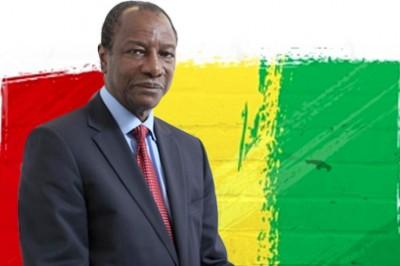 alpha conde Guinée