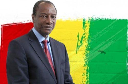 Article : En Guinée, quelque chose est (vraiment) en marche
