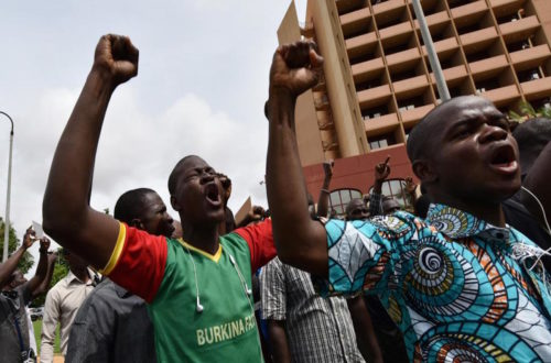 Article : Coup d'Etat au Burkina : Le CND tente de museler la presse