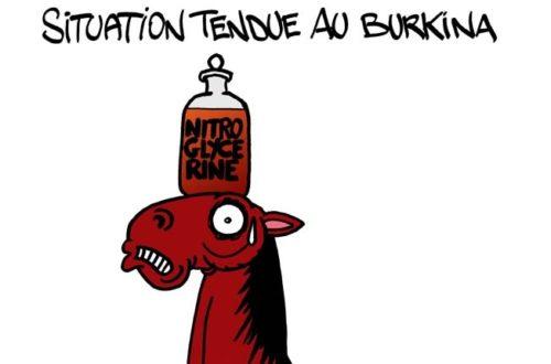 Article : Burkina Faso : l'heure des négociations