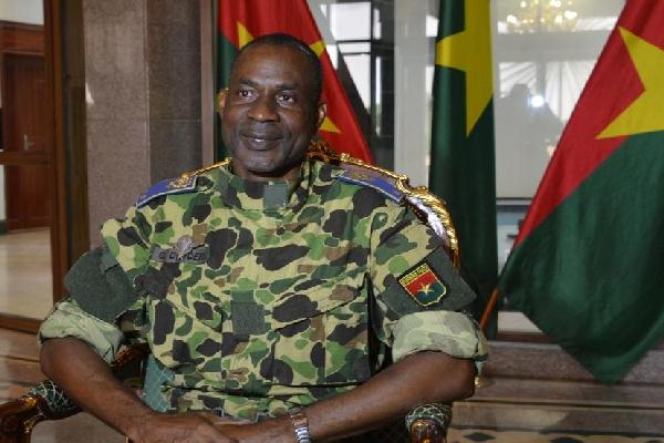chute Diendere Burkina